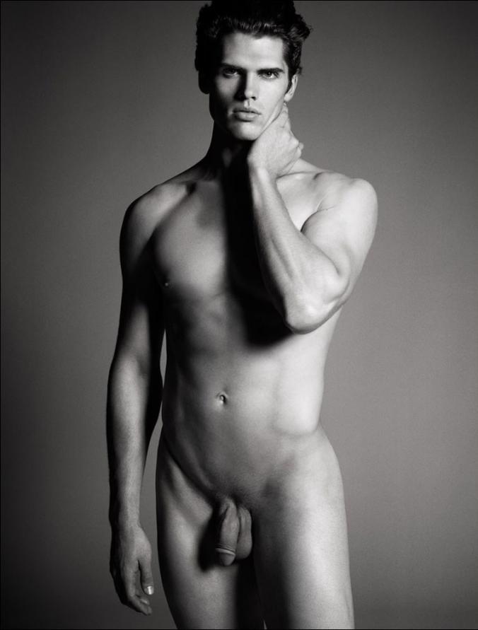 Five Male Nudes