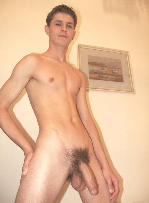 Skinny Guys Have Big Cock  Daily Male Nude-9760