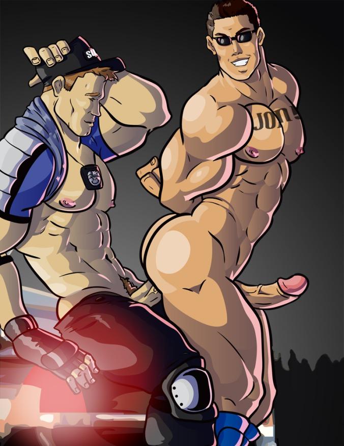Gay Sex Boy Nude Johnny, Cage And Damien