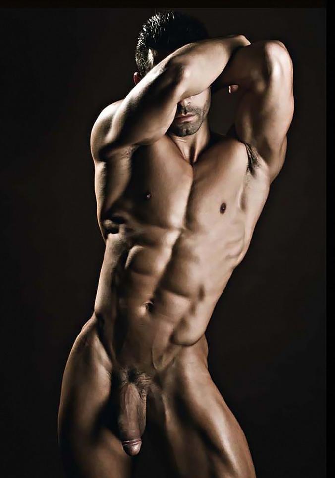 Галереи мужчин голых #14