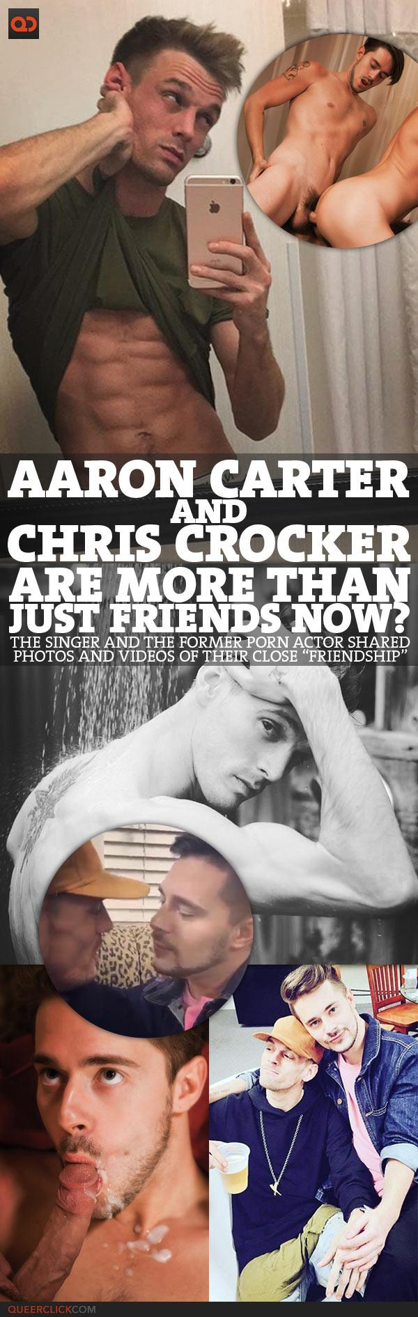 Aaron Carter Prepares To Relaunch His Career