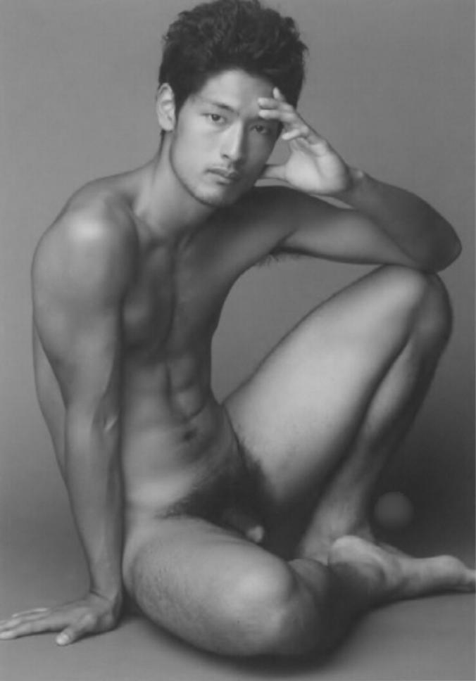 hot asia guys nude