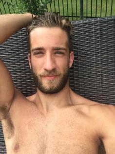 Cute Guy Who Loves His Selfies
