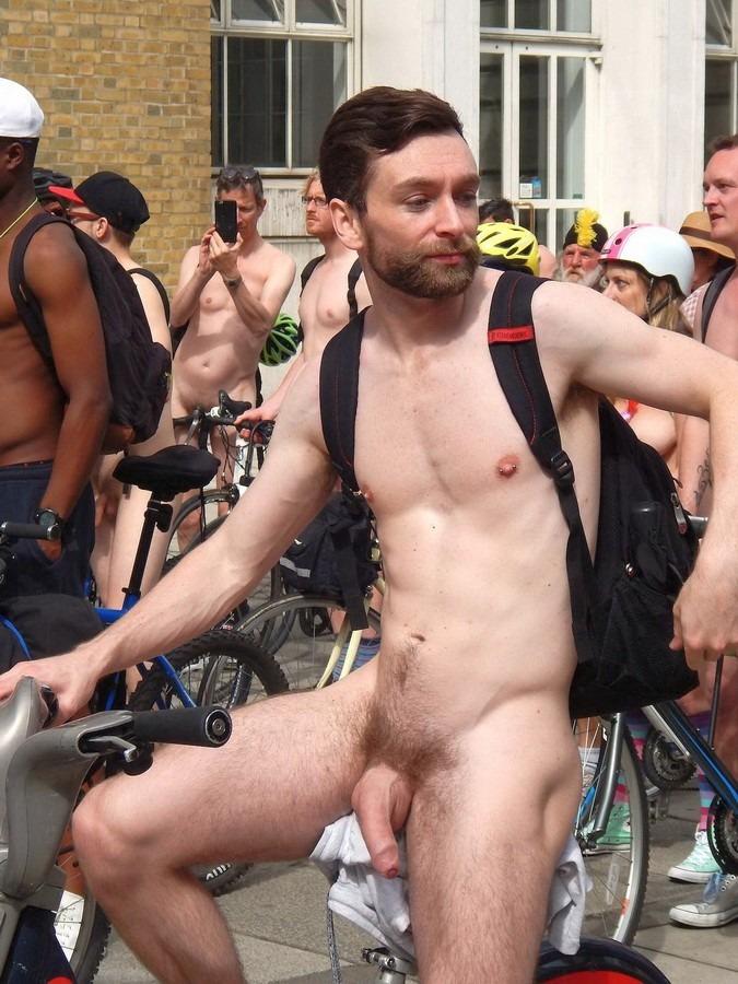 Naked Hot Guy In Public