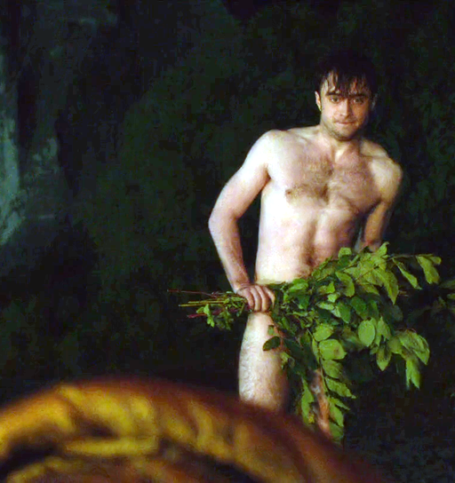 Look how handsome daniel radcliffe looks in this new magazine spread