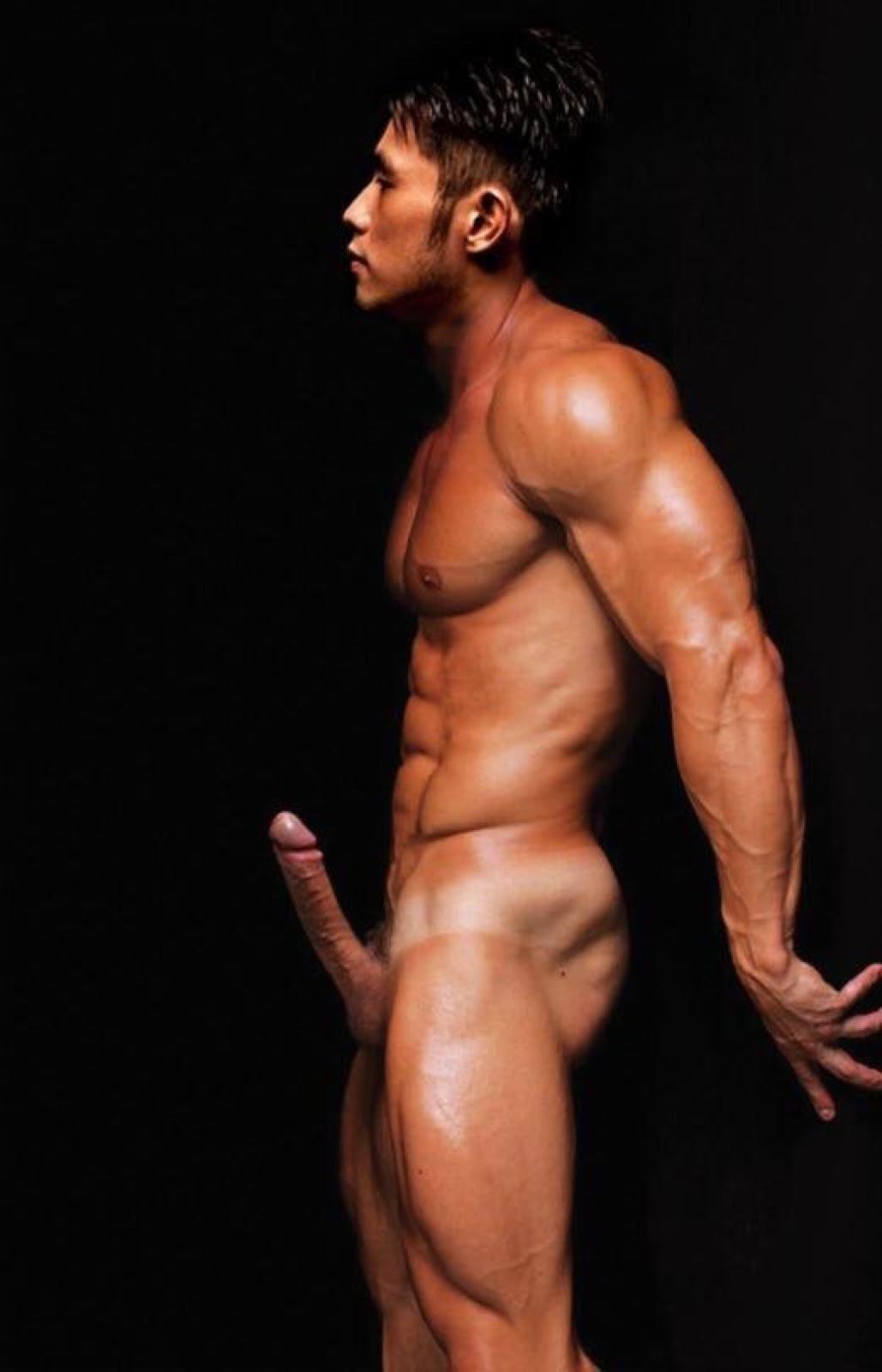 Nude male stripper cfnm erection